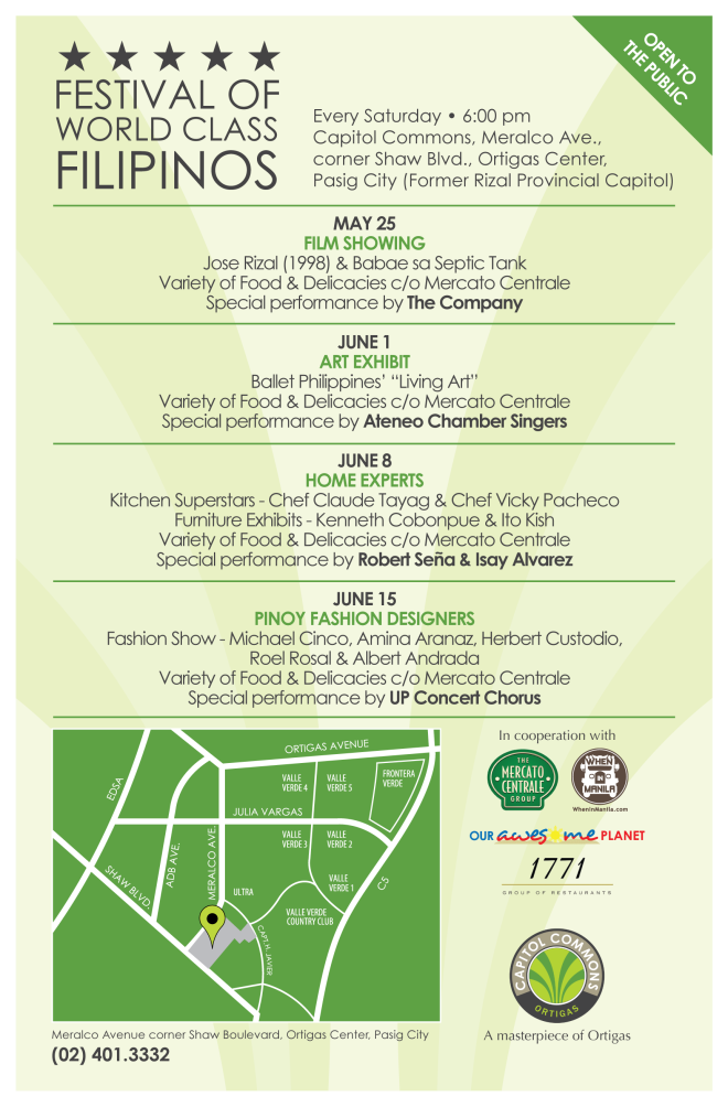 Capitol Commons Event Flyer 2