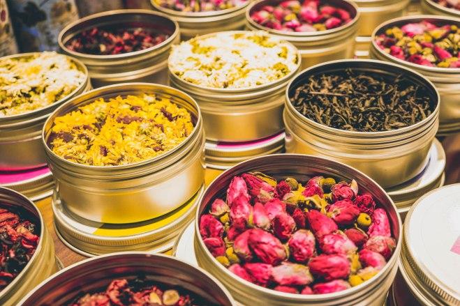 tea garden shanghai