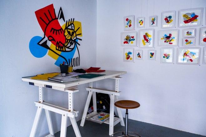 Boniments Bleus Studio 3