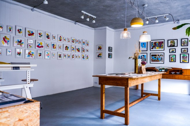 Boniments Bleus Studio
